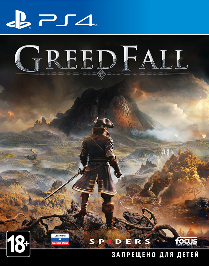 GreedFall (PS4) (GameReplay)