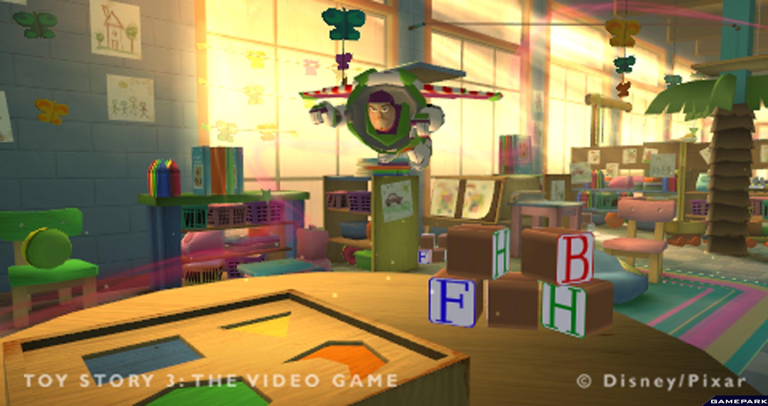Игра история игрушек 3 большой побег