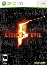 Resident Evil 5 Steelbook Edition (Xbox 360)