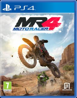 Moto Racer 4 (c поддержкой VR) (PS4)