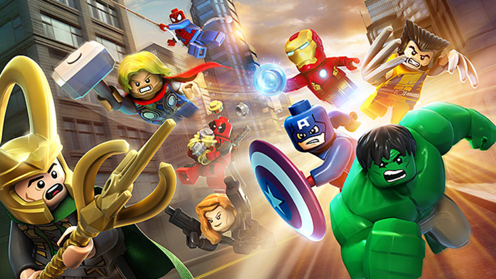 Скриншот lego marvel super heroes ps4 4