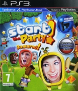 Start the Party: Зажигай!  (PS3)