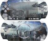 Наклейка PSP 3000 Вторжение (PSP)