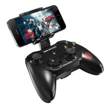 Геймпад C.T.R.L.i Mobile Gamepad - Gloss Black для iPhone и iPad (PC)