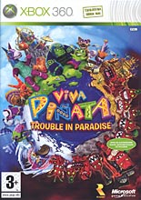 Viva Pinata: Trouble in Paradise (Xbox 360) (GameReplay)