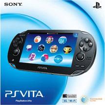 PS Vita Wi-Fi + 3G 1008 CB