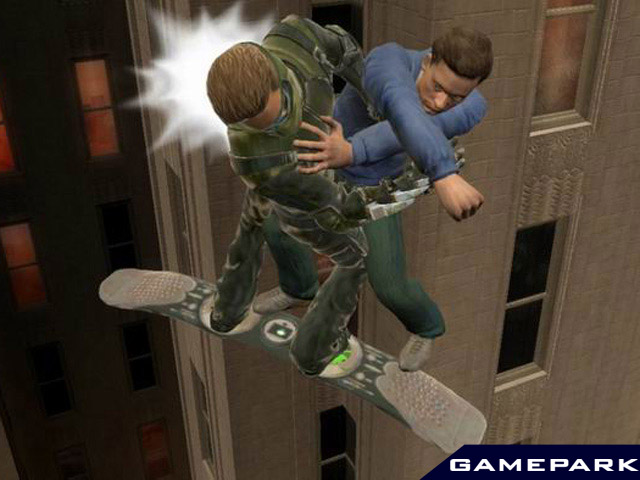 Spider-Man 3 - скриншоты, обои и постеры на Games.3Movie.net скачать через