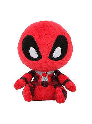 Плюшевая игрушка Дэдпул Deadpool Plush, 18 см