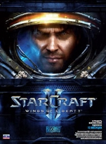 StarCraft II: Wings of Liberty (PC-DVD)