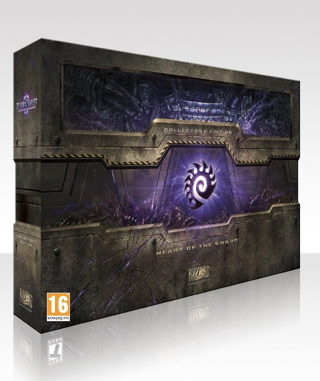 StarCraft 2: Heart of the Swarm Collector's Edition (PC)