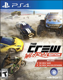 The Crew. Wild Run Edition (PS4)