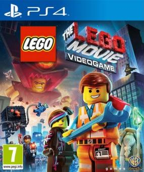 LEGO Movie Videogame (PS4) (GameReplay)