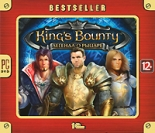 Bestseller. Kings Bounty. Легенда о рыцаре (PC-DVD)