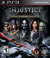 Injustice: Gods Among Us Ultimate Edition (PS3) от GamePark.ru