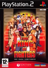 King of Fighters 2000-2001