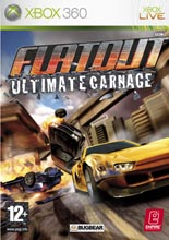 Flatout Ultimate Carnage (Xbox 360)