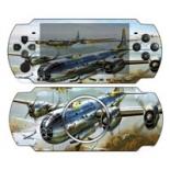 Наклейка PSP 3000 Бомбардировщик (PSP)