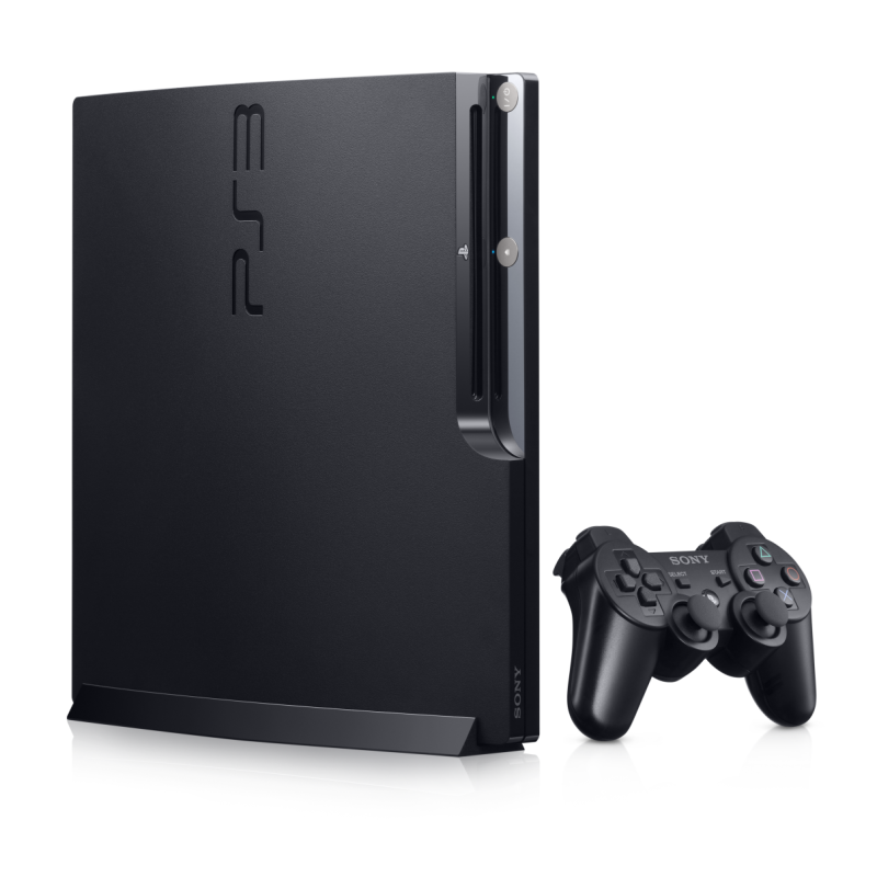 Sony playstation 3 slim 4