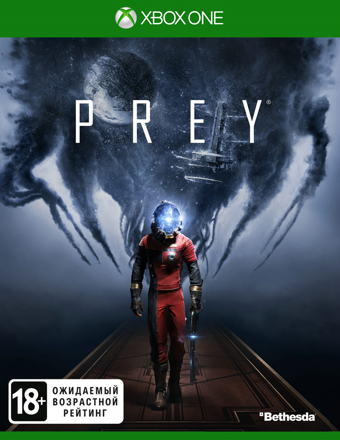 Prey (XboxOne) (GameReplay)