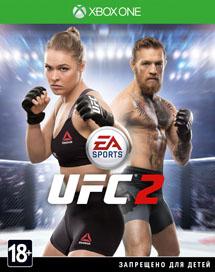 UFC 2 (XBoxOne) (GameReplay) фото