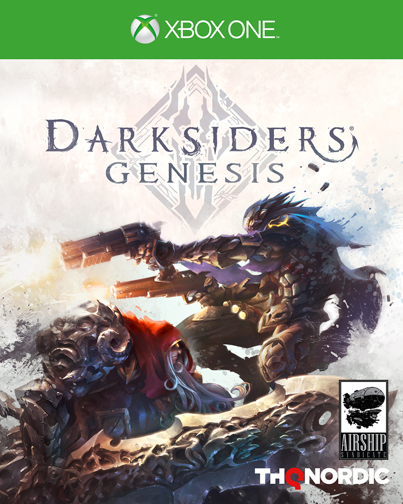Darksiders: Genesis. Стандартное издание (Xbox One) (GameReplay)