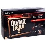 Guitar Hero 5 Band Kit (PS3)