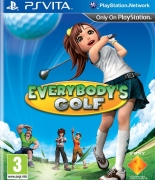 Everybody's Golf (PS Vita) (Gamereplay)