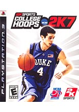 College Hoops 2K7 (PS3)