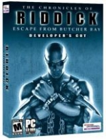 The Chronicles of Riddick: Escape from Butcher Bay (PC-DVD)