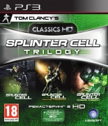 Tom Clancy's Splinter Cell Trilogy (PS3)