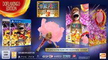One Piece Pirate Warrior 3. Doflamingo Edition (PS3)