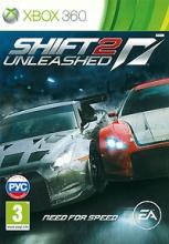 Need For Speed Shift 2: Unleashed (Xbox 360) от GamePark.ru