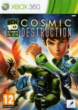 Ben 10 Ultimate Alien: Cosmic Destruction (Xbox 360) (GameReplay)