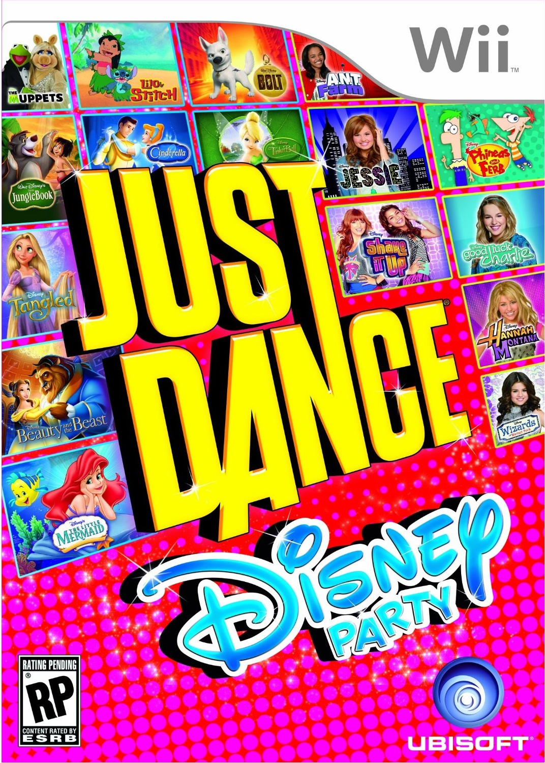 Just Dance Disney Party (Wii)