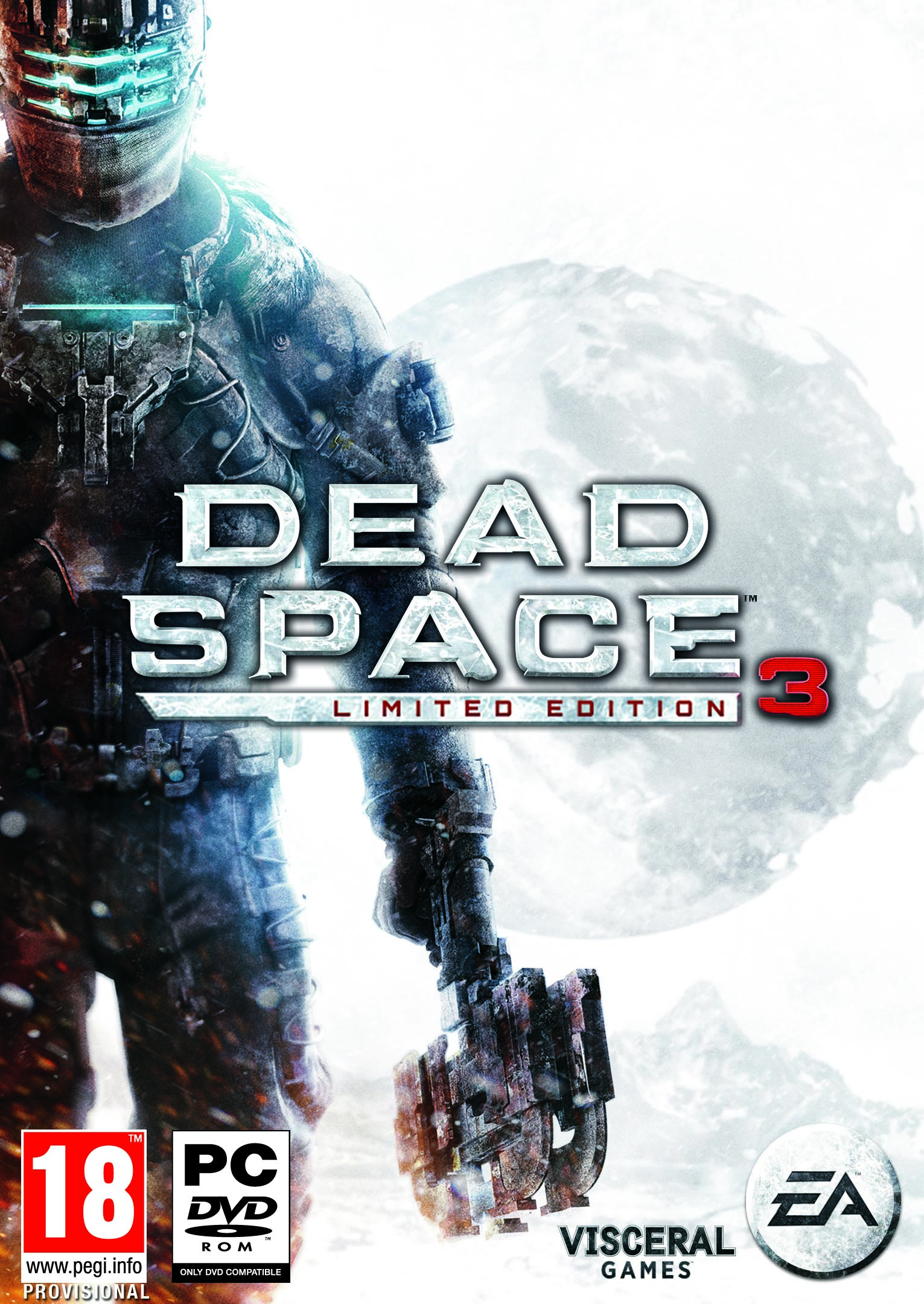 Dead Space 3: Limited Edition (PC-DVD)