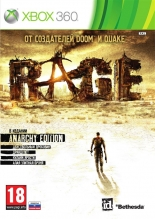 Rage Anarchy Edition (Xbox 360)