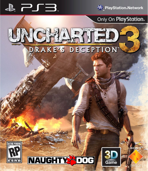 Uncharted 3: Drake's Deception (PS3) (GameReplay)
