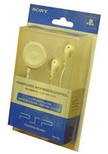 Headphone (with RC) for PSP ser. 2000