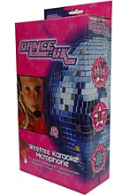 Dance:UK Wirefree Karaoke Microphone (PS2)