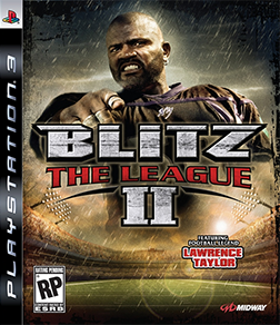 Blitz: The League II (PS3)(GameReplay)