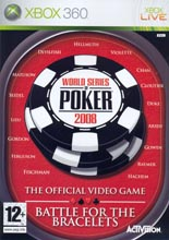 World Series of Poker 08 (Xbox 360)