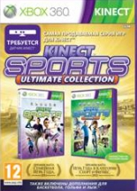 Kinect Sports Ultimate Collection (Сезон 1 + Сезон 2) (Xbox 360) (GameReplay)