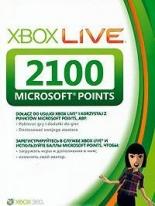 Xbox Live 2100 Points - Цифровой код (Rus)