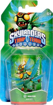 Skylanders: Trap Team High Five