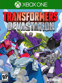 Transformers: Devastation (XboxOne)