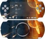 Наклейка PSP 3000 Астероид (PSP)