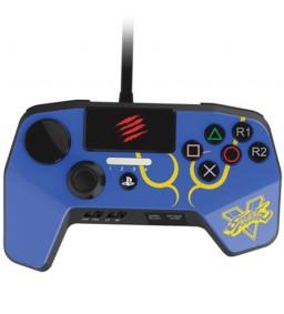 Аркадный пад Mad Catz Street Fighter V FightPad Pro - Chun Li синий