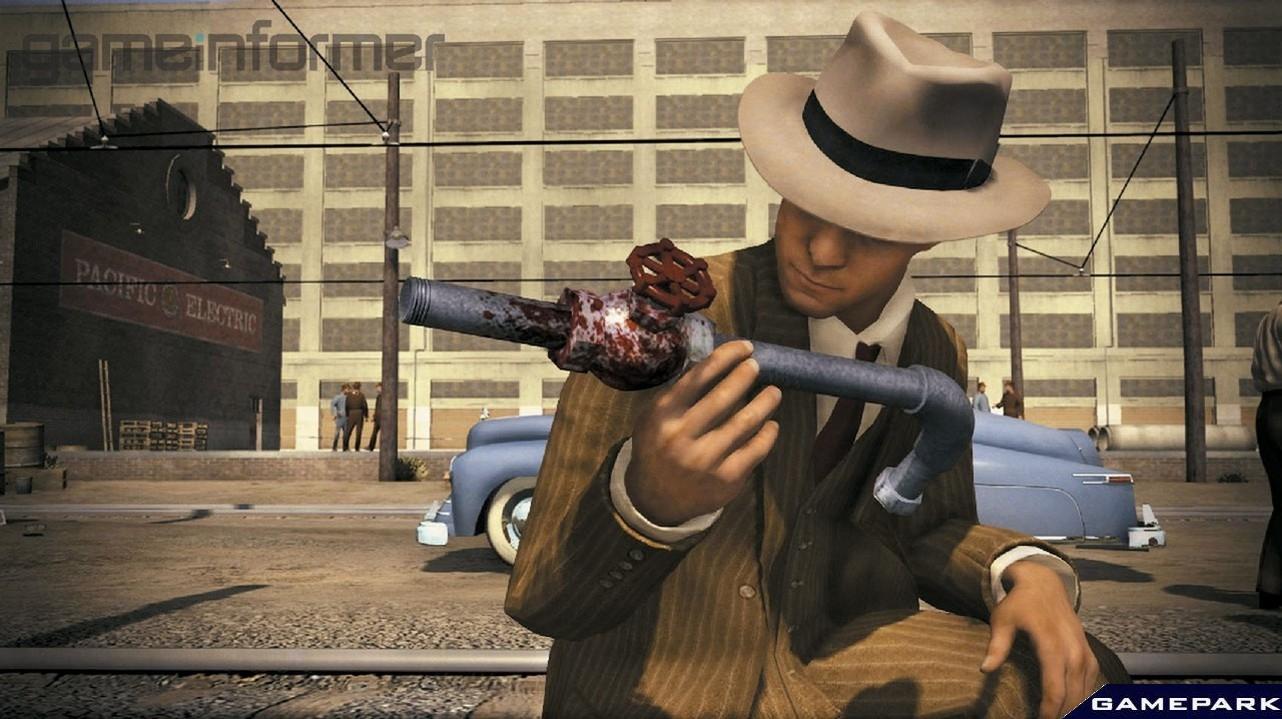 L.A. Noire 3 - Ru Board