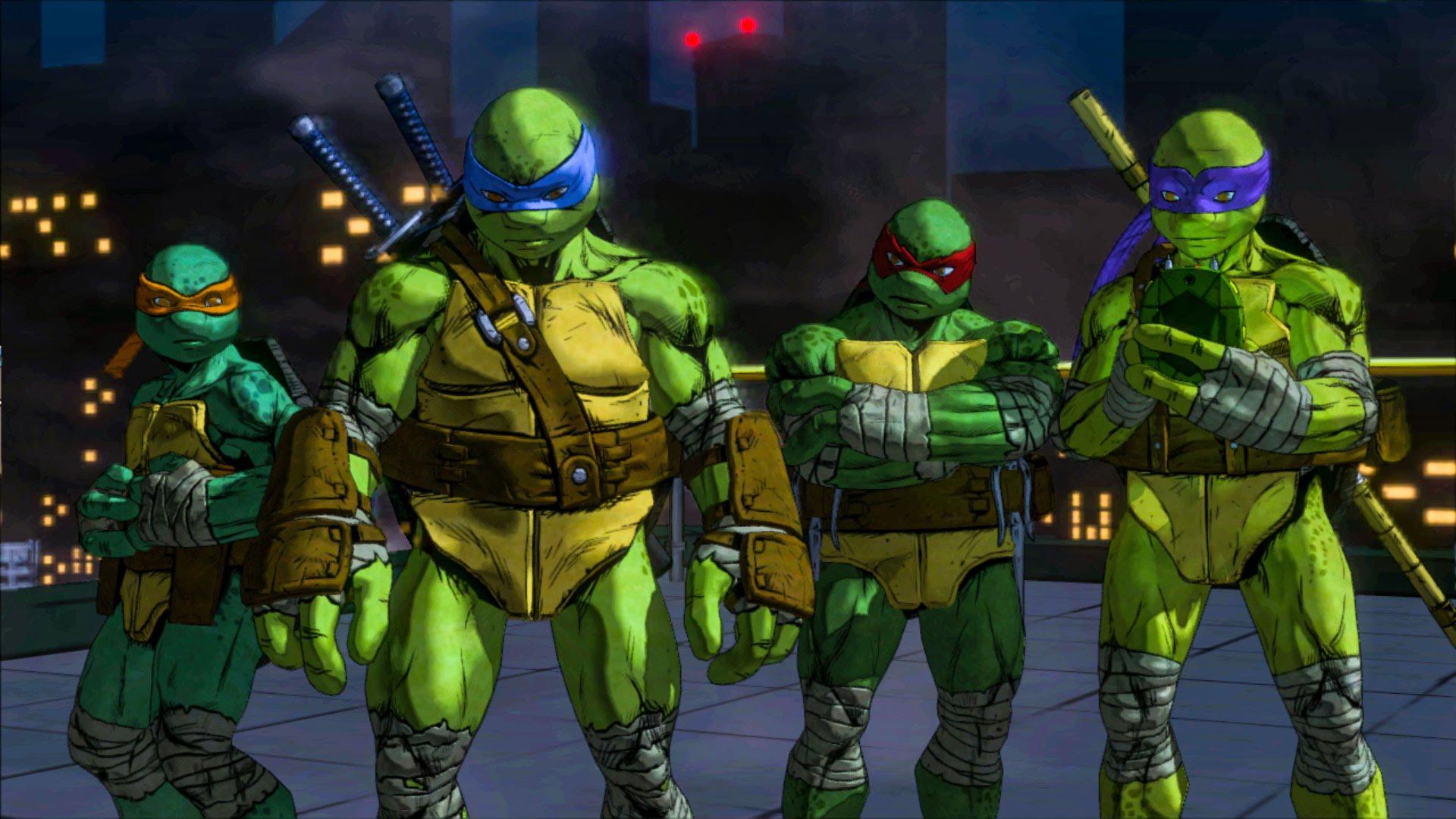 Teenage Mutant Ninja Turtles: Mutants in Manhattan (ENG/MULTI5) [Repack]