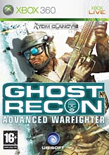 Tom Clancy's GR Advanced Warfighter (Xbox 360)